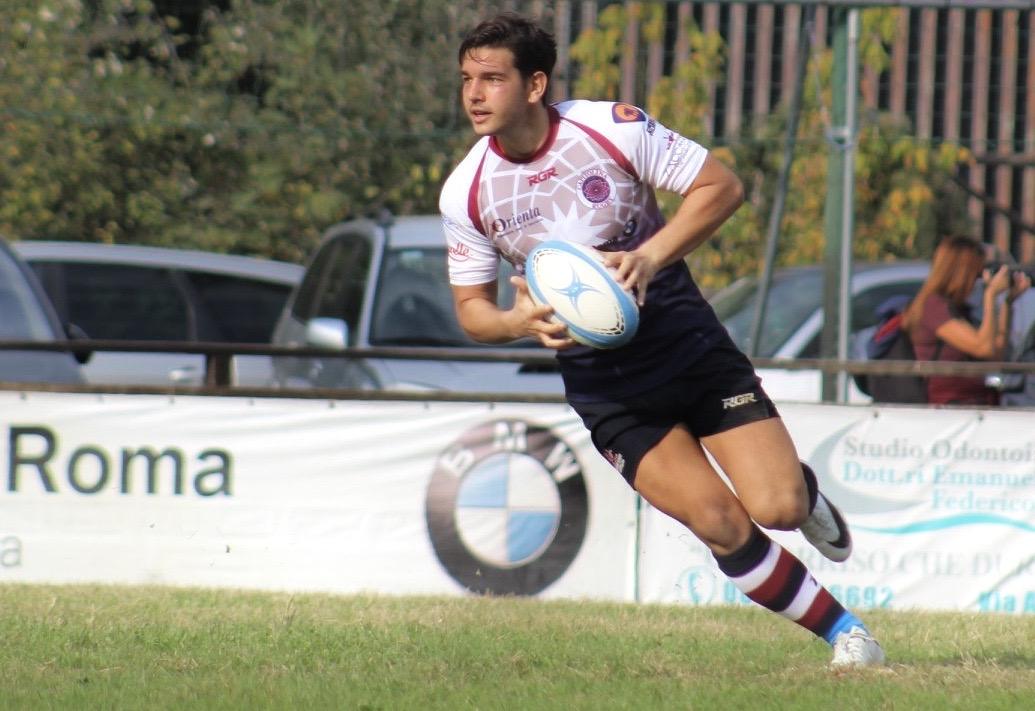 Santi Ortega the Argentine player, debuts at Crc Pozuelo.