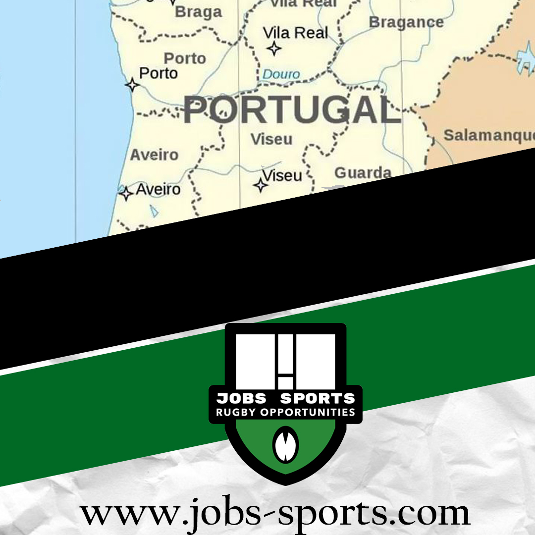 Portugal rugby jobs